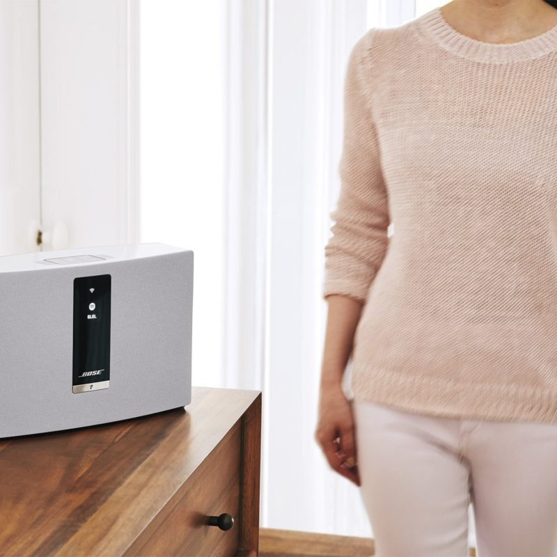Bose SoundTouch 20 blanco altavoz bluetooth inalámbrico con wifi y bluetooth