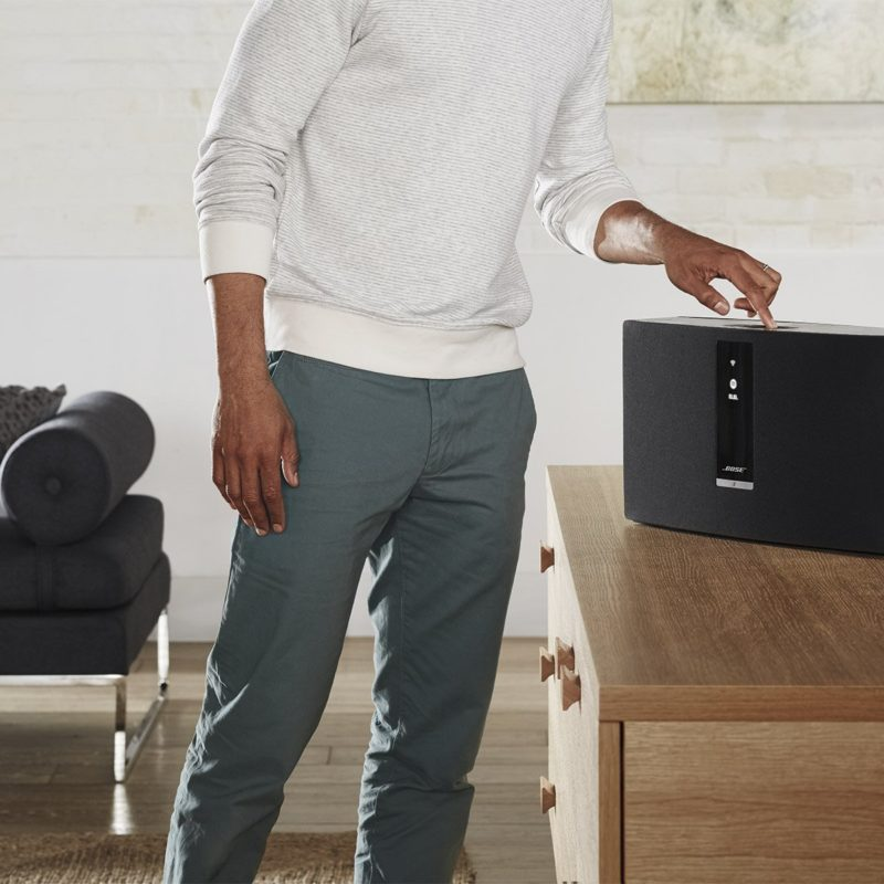 Bose SoundTouch 30 Serie III negro Sistema de música inalámbrico WiFi Bluetooth