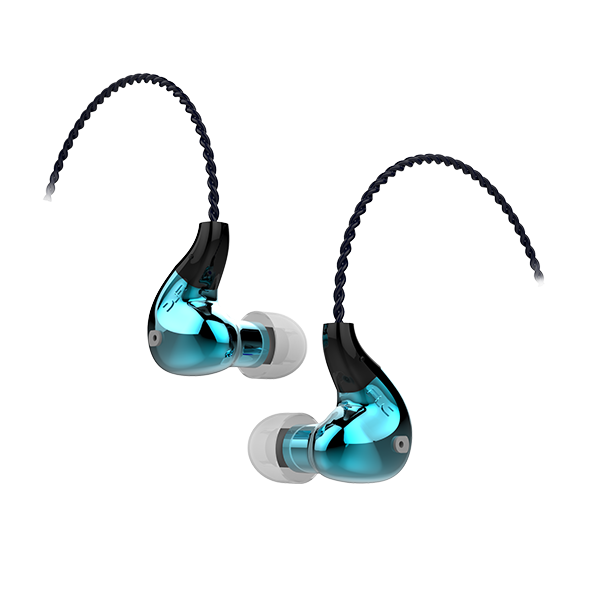 FLC 8n hybrid in-ear monitors with tuning filters