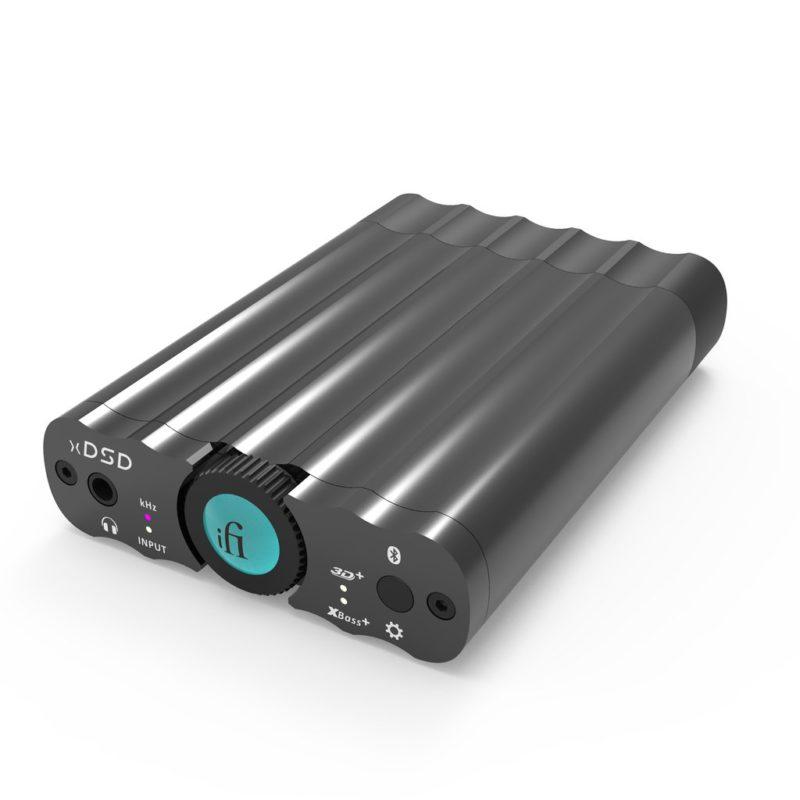 IFi XDSD DAC portátil de gran portencia