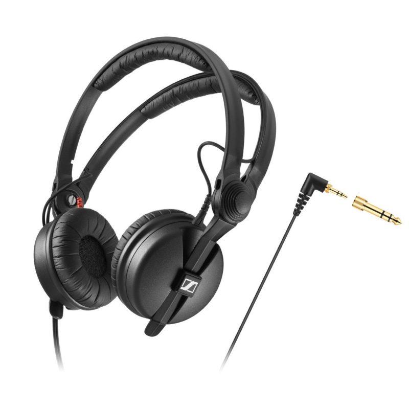 Sennheiser HD 25-1 II auriculares para DJ y profesionales de la música