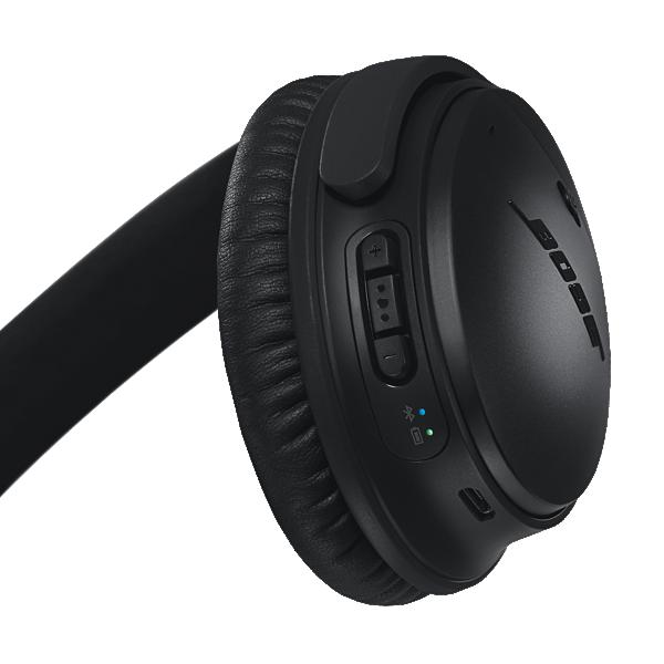 Bose QuietComfort 35 II negro Auriculares Bose con cancelación de ruido