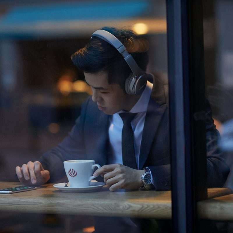 Bose QuietComfort 35 II plata Auriculares Bose con cancelación de ruido