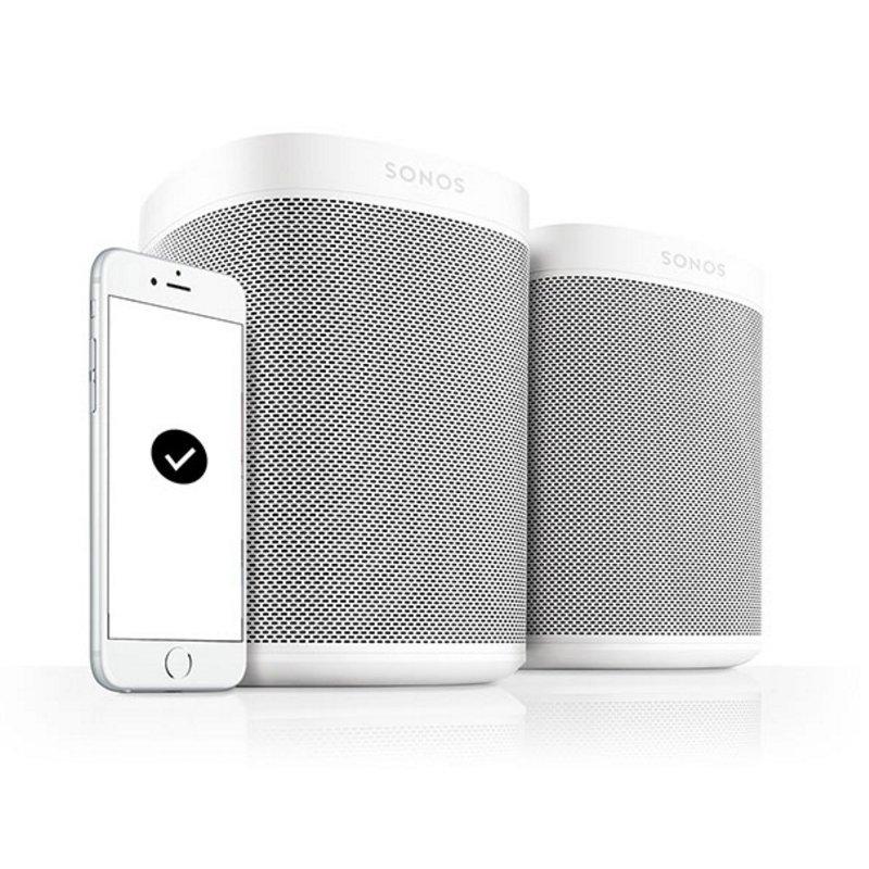 Sonos One altavoz Bluetooth blanco