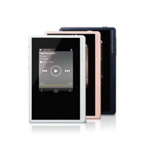 Pioneer XDP-02U Reproductor de audio portátil rosa blanco azul