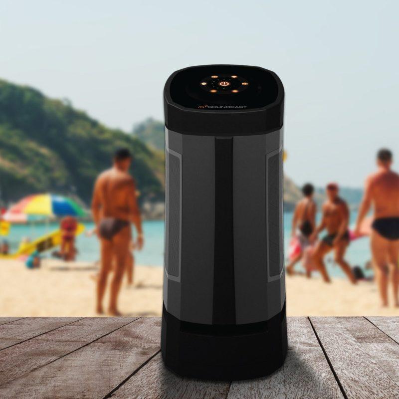 Soundcast VG5 altavoz portátil de exterior