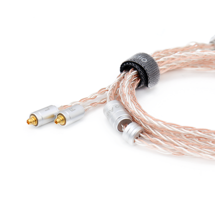 iBasso CB12s balanced cable MMCX with adapter