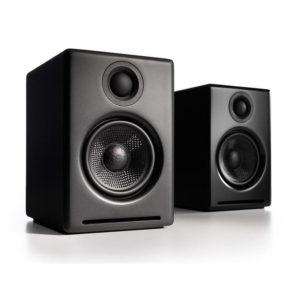 Audioengine A2+ altavoces para PC NEGRO