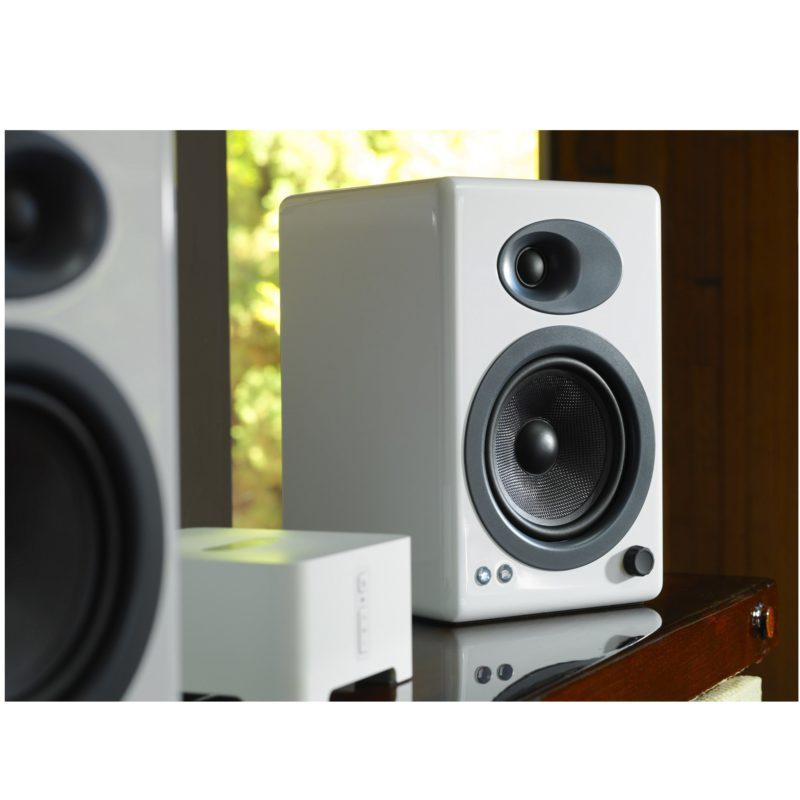 Audioengine A5+ altavoces para PC BLANCO