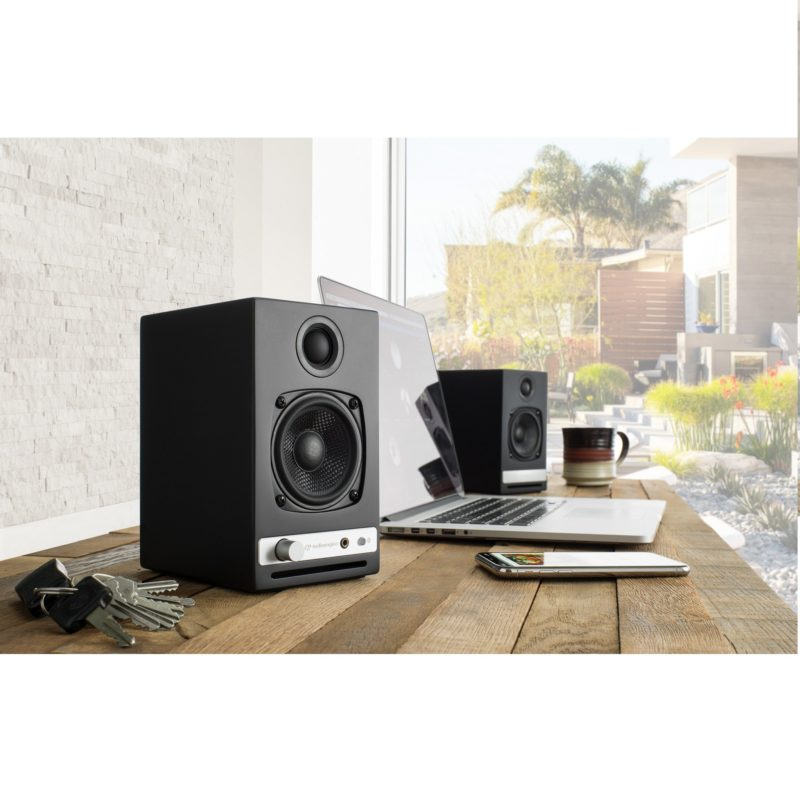 Audioengine HD3 Altavoces Bluetooth