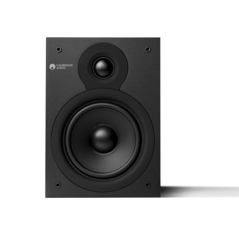Cambridge Audio SX 50 Black Matt 2020 - Altavoz de estantería