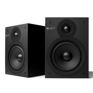 Cambridge Audio SX 50 Black Matt 2020 - Altavoz de estantería