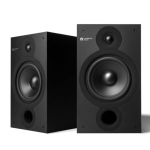 Cambridge Audio SX 60 Black Matt 2020 - Altavoz de soporte