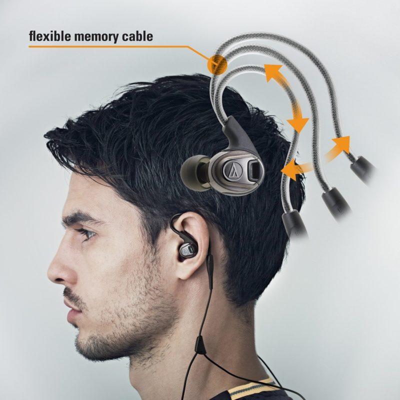 Audio Technica ATH-SPORT3 auriculares deportivos