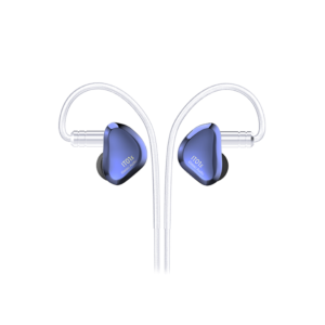 iBasso IT01s In-ear dynamic earphones blue mist