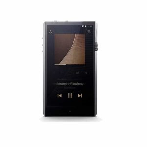 Astell and Kern SP1000 ultima reproductor de alta gama plata