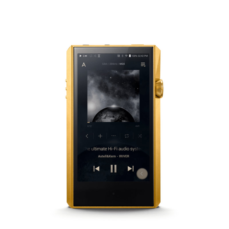Astell & Kern SP-1000M Gold