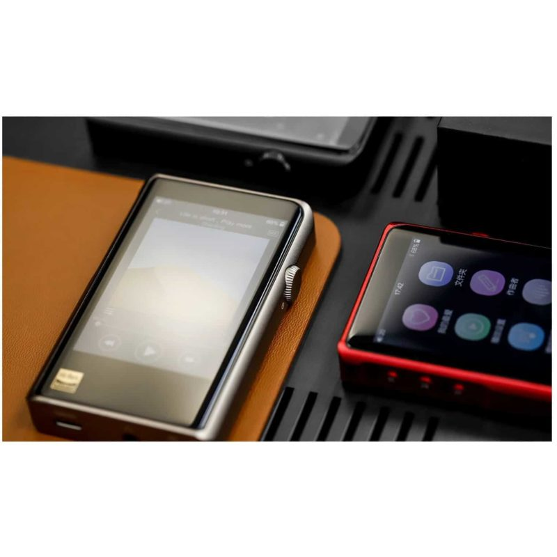 Shanling M2x reproductor de audio portátil HiFi con Tidal