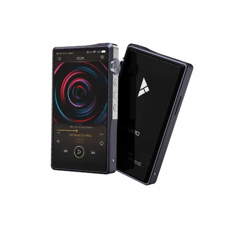 ibasso dx220 high-end digital audio player