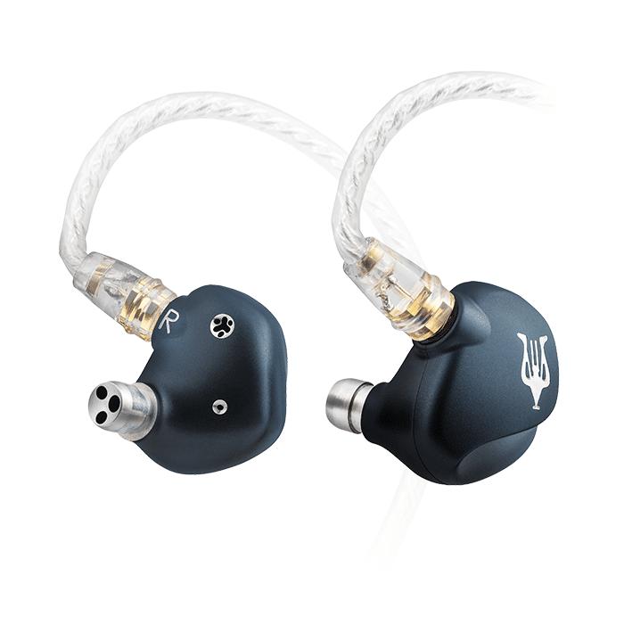 Meze Rai Penta Penta hybrid HiFi earphones