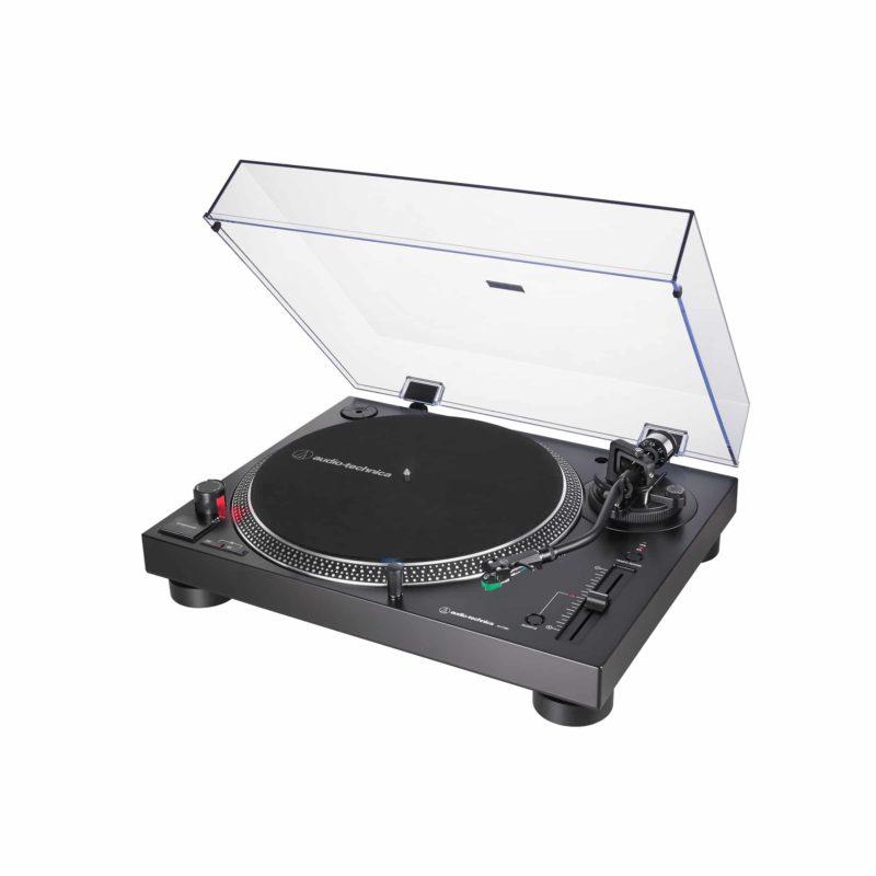 giradiscos Audio-Technica AT-LP120XUSB negro