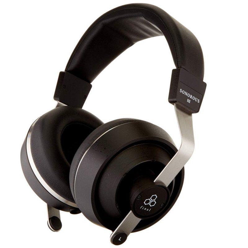 Final Audio Sonorous III Auriculares cerrados de gran precisión