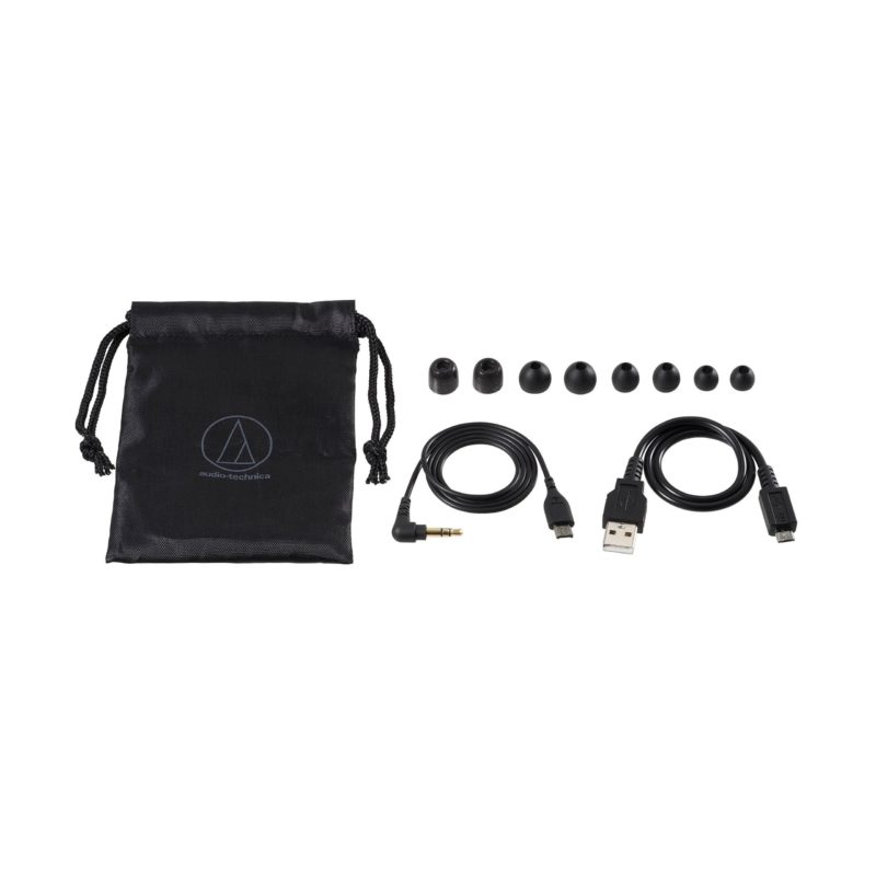 Audio Technica ATH-ANC100BT auriculares in-ear Bluetooth con cancelación de ruido