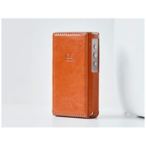 Shanling M2x Funda de cuero marrón brown