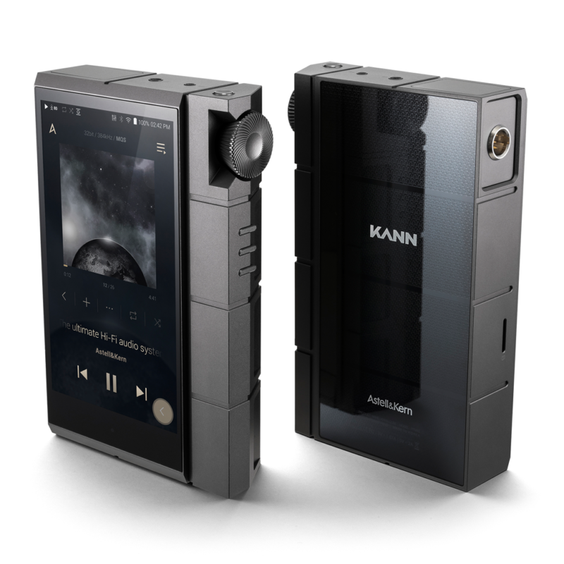 Astell & Kern KANN Cube Reproductor de audio High-End
