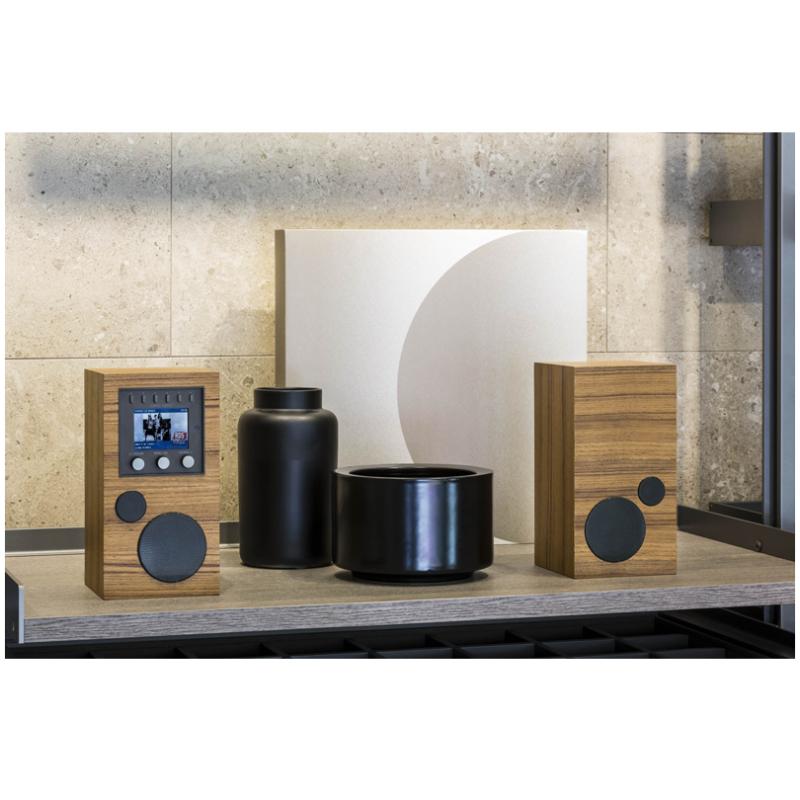 Como Audio Amica - Altavoz Portátil Complementario
