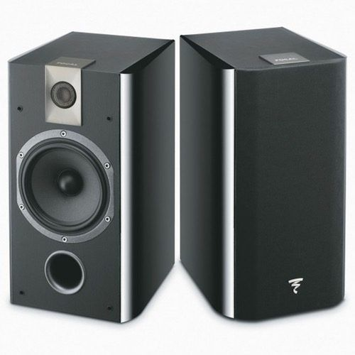 Focal Chrous 706 Altavoces de estanteria Negro Black