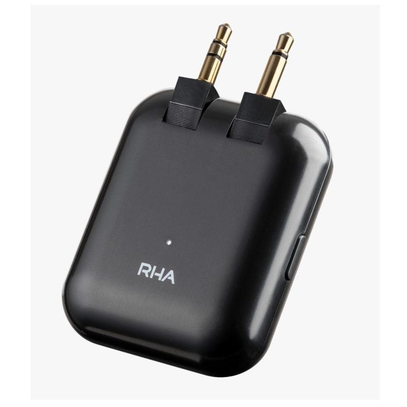 RHA Adaptador Bluetooth Adaptador de avión