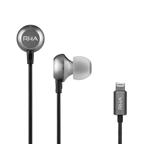 RHA MA650i Ligthning Apple in-ear headphones