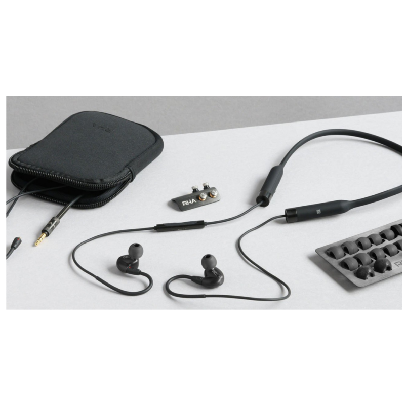 RHA T20 Wireless Bluetooth in-ear headphones