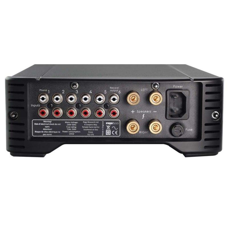 Rega Brio Amplificador de sonido