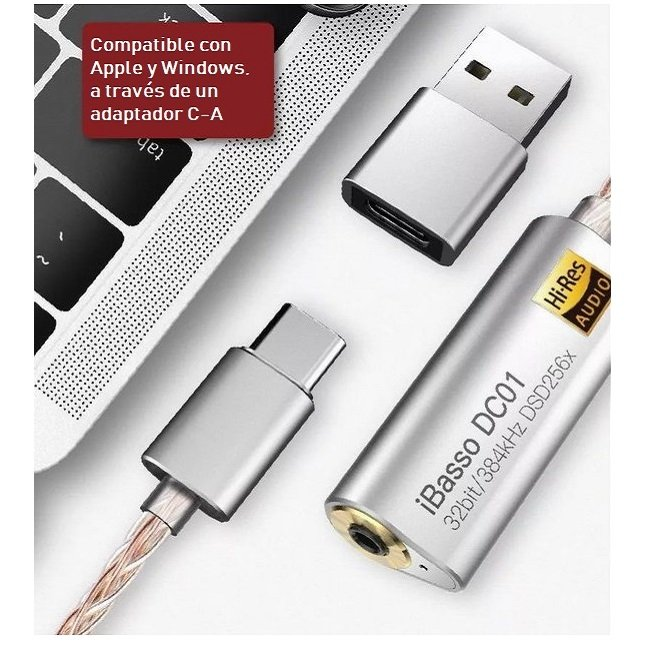 iBasso DC01 2.5mm Balanced DAC Headphone Amplifier Decode cable