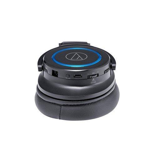 Audio Technica ATH-G1WL Cascos inalámbricos con micrófono premium para videojuegos