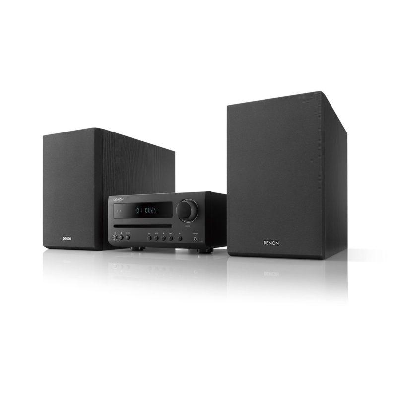 Denon D-T1 Minisistema Hi-Fi con CD y Bluetooth