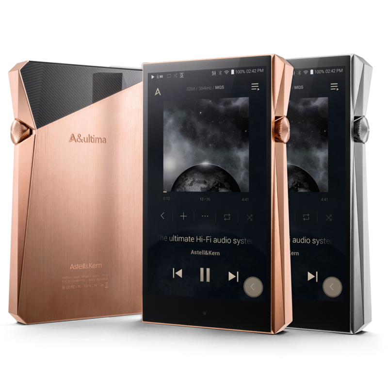 Astell & Kern SP2000 Reproductor de audio HiFi