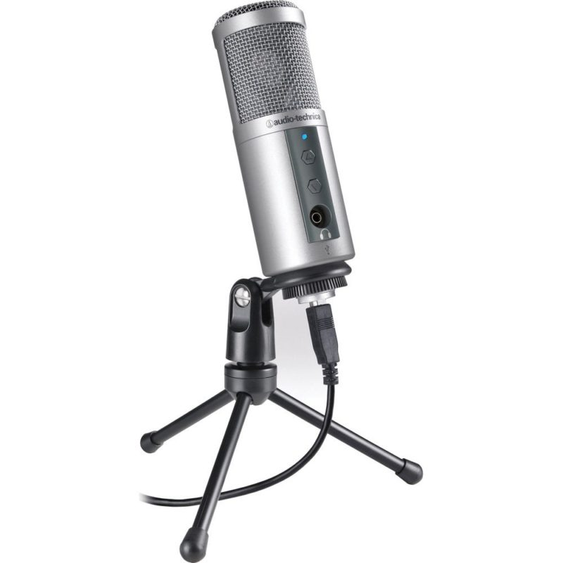 Audio Technica ATR2500-USB Micrófono para grabaciones domesticas