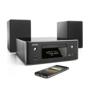 Denon CEOL N10 sistema integrado CD streaming