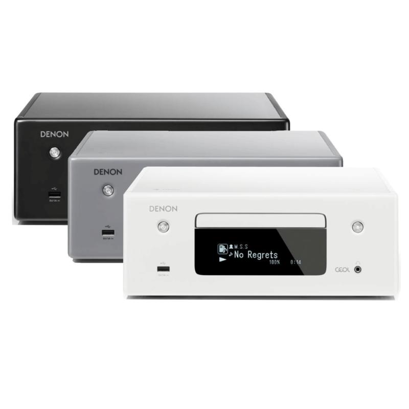 Denon CEOL N10 sistema integrado CD streaming