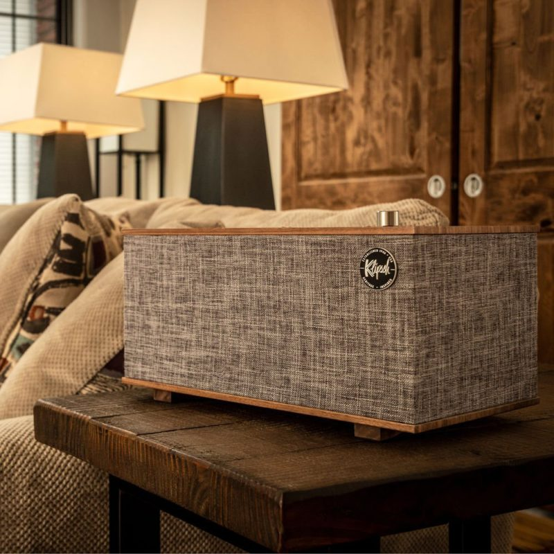 Klipsch The Three con Google Assistant