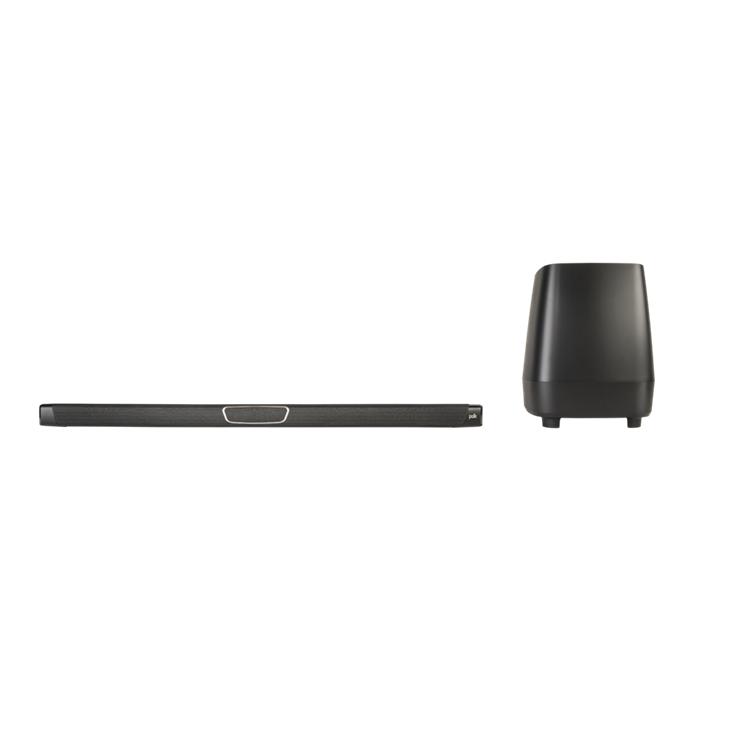 Polk MagniFi MAX barra de sonido y subwoofer con Google Assistant