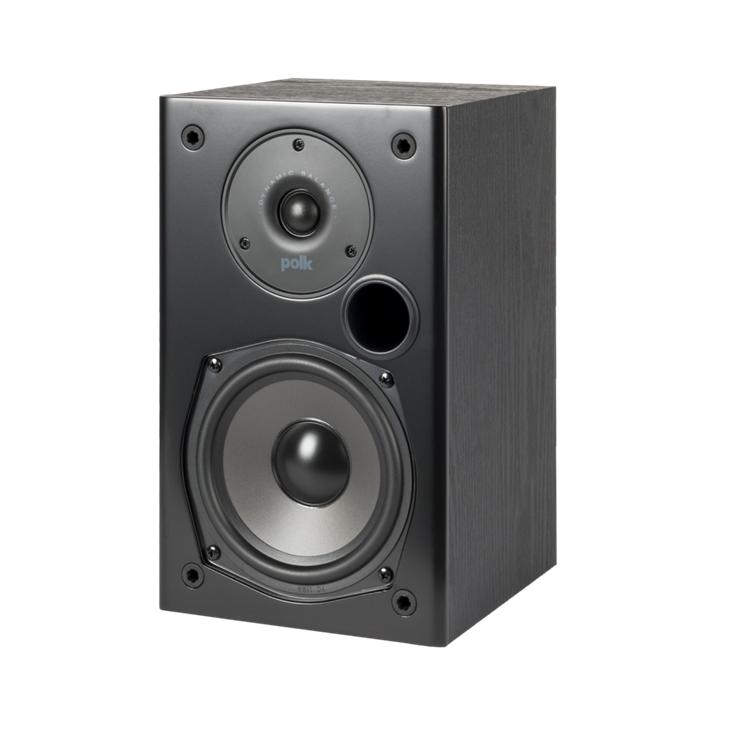 Polk T15 Altavoz pasivo de estantería para sistema de música y de cine en casa