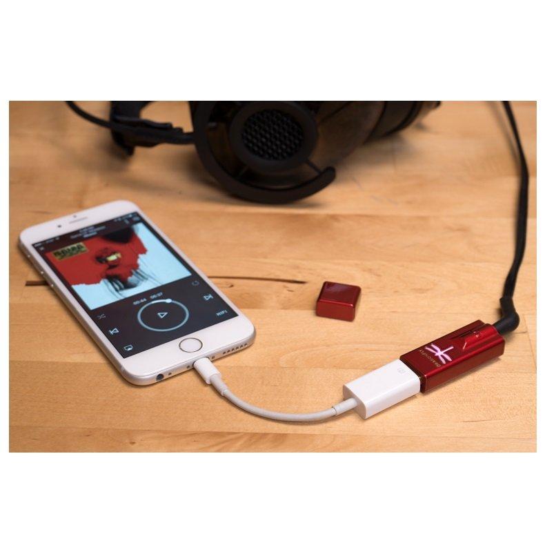 Audioquest Dragonfly Red USB DAC + Preamplificador + Amplificador de auriculares