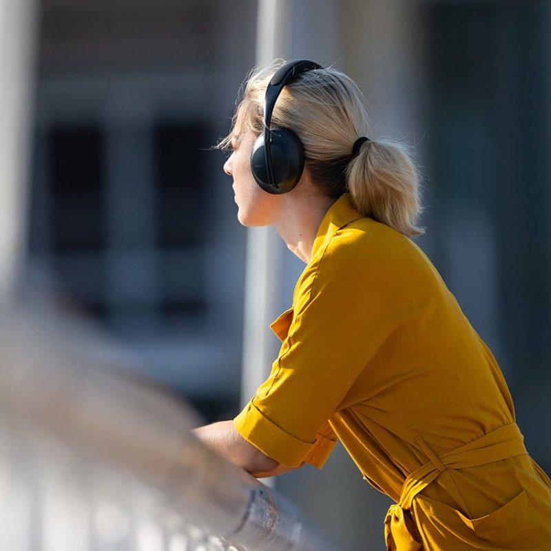 Bose 700 Auriculares con cancelación de ruido NEGRO