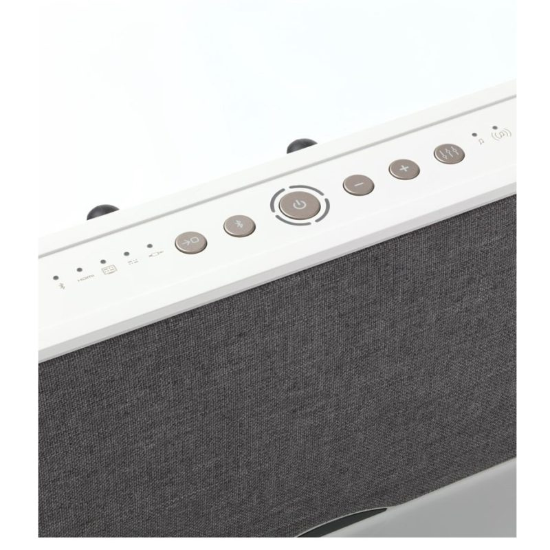 Dali Katch one Barra de sonido con Bluetooth BLANCO y GRIS