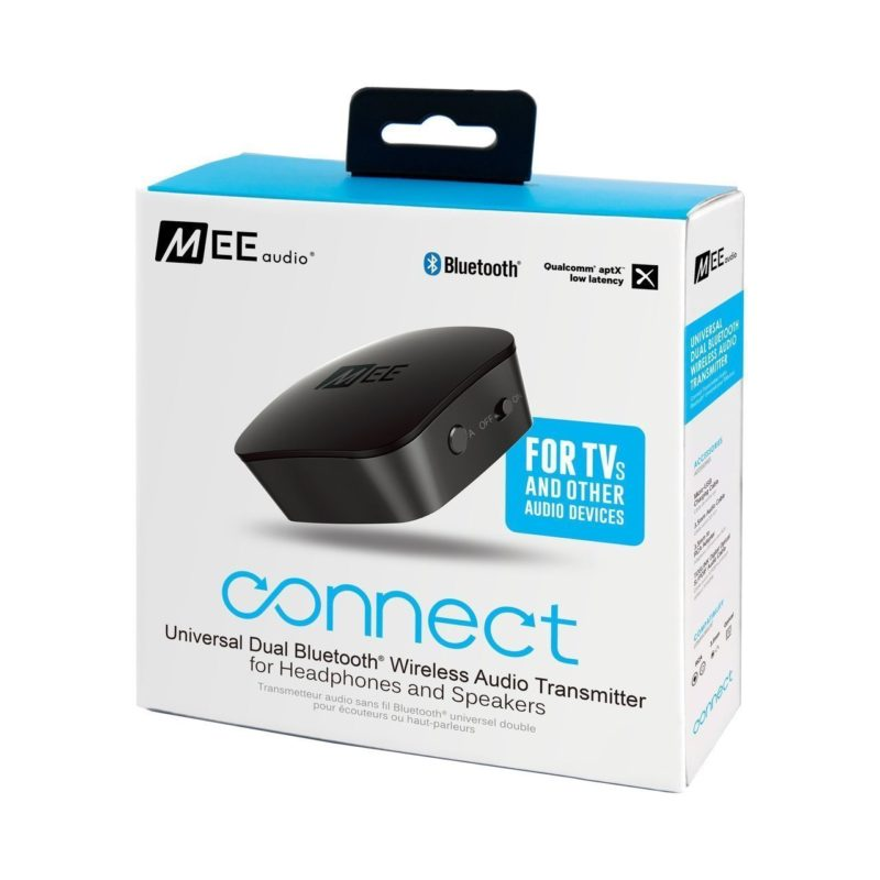 Mee Connect Transmisor Bluetooth con aptX
