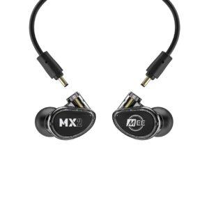 Mee MX2 PRO Auriculares híbridos con 2 drivers